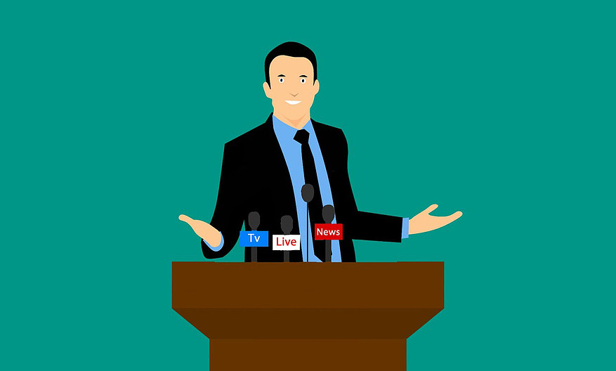 PUBLIC SPEAKING: IMPARARE A PARLARE IN PUBBLICO